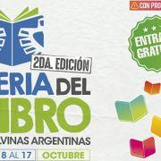 Se viene la segunda edición de la Feria del Libro de Malvinas Argentinas
