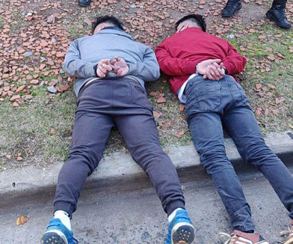 Cayeron dos delincuentes que robaban autos con inhibidores de alarmas en San Isidro