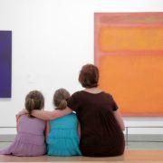 Cómo enseñar arte a los niños, según Mark Rothko