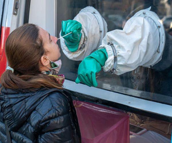 Testeos en San Isidro la estrategia para cortar la cadena de contagios de coronavirus