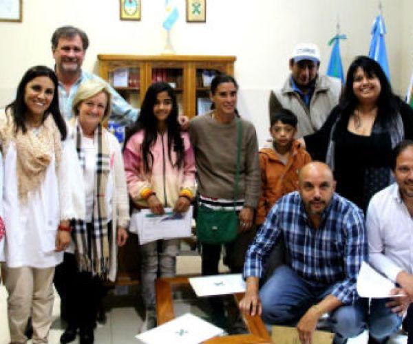 El Diputado Cesar Torres recorrió el distrito de Suipacha