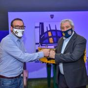 Ameal destacó la importancia de las leyes impulsadas por Vivona para acompañar a los deportistas de la provincia de Buenos Aires
